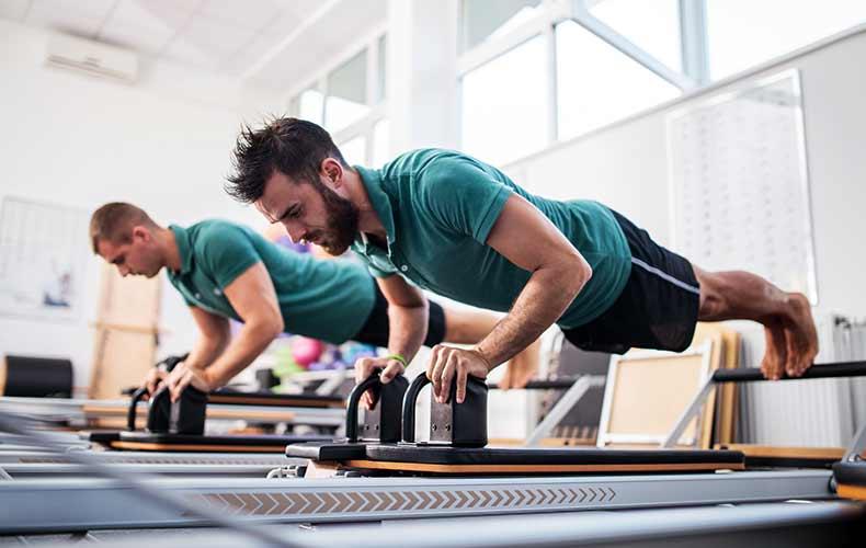 Concentrazione e controllo con il pilates