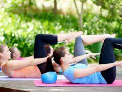 Pilates all'aperto … Sfrutta le giornate più lunghe per ritrovare la forma!